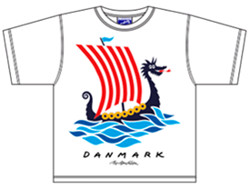 DRAGESKIB T-SHIRT
